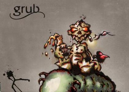 Grub - On The Grid Cover